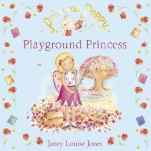 Playground Princess audiobook cover art