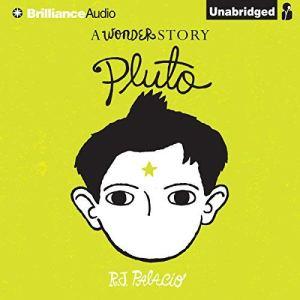 Pluto audiobook cover art