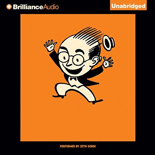 Poke the Box audiobook cover art