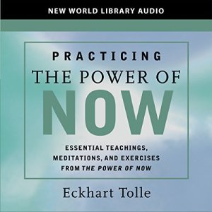 Practicing the Power of Now audiobook cover art
