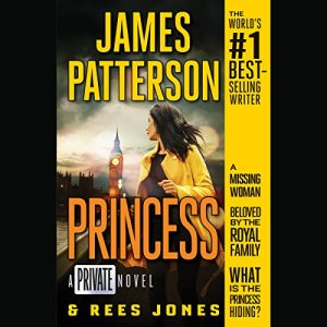 Princess audiobook cover art