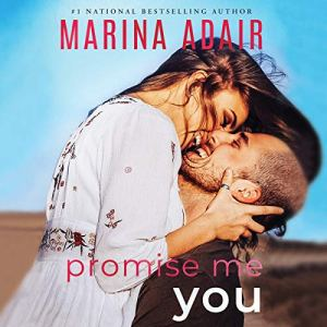 Promise Me You audiobook cover art