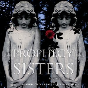 Prophecy of the Sisters audiobook cover art