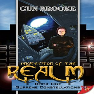 Protector of the Realm audiobook cover art