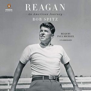 Reagan audiobook cover art