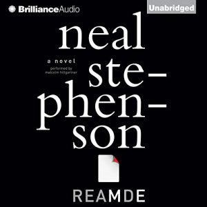 Reamde audiobook cover art