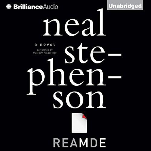 Reamde audiobook cover art
