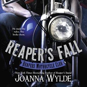 Reaper's Fall audiobook cover art