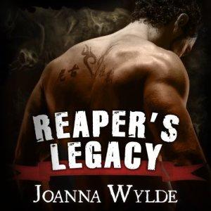 Reaper's Legacy audiobook cover art