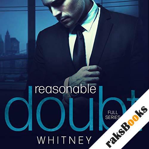 Reasonable Doubt audiobook cover art