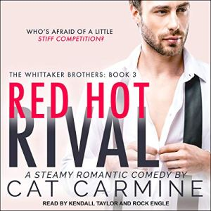 Red Hot Rival audiobook cover art