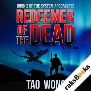 Redeemer of the Dead: A LitRPG Apocalypse audiobook cover art