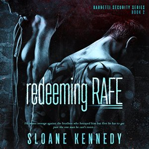 Redeeming Rafe audiobook cover art