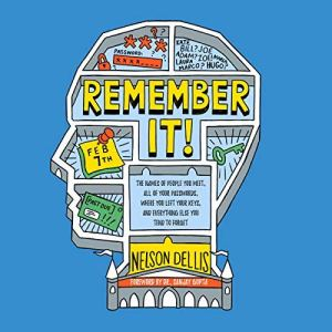 Remember It! audiobook cover art