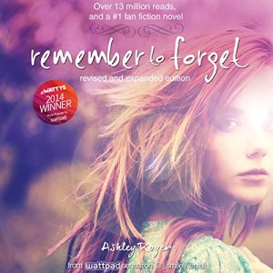 Remember to Forget audiobook cover art