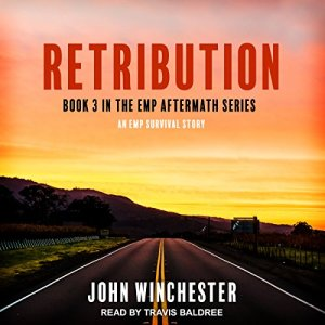Retribution: An EMP Survival Story audiobook cover art