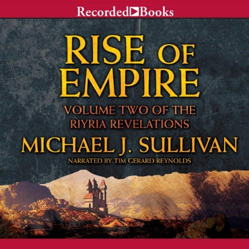 Rise of Empire audiobook cover art