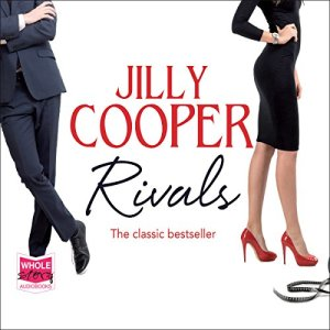 Rivals audiobook cover art