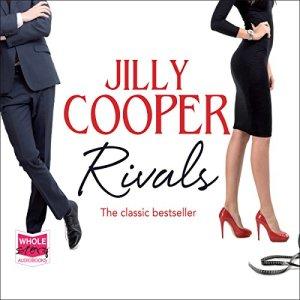 Rivals audiobook cover art