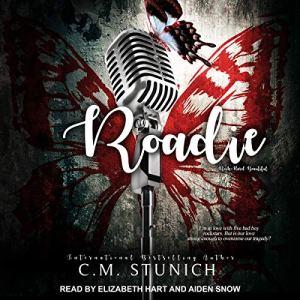 Roadie audiobook cover art