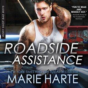Roadside Assistance audiobook cover art