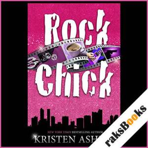 Rock Chick audiobook cover art