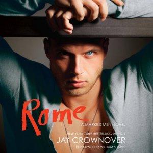 Rome audiobook cover art