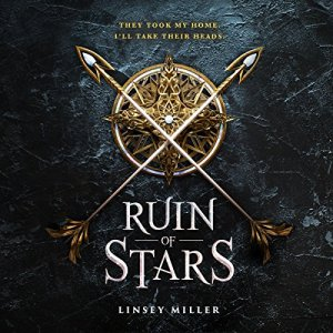 Ruin of Stars audiobook cover art