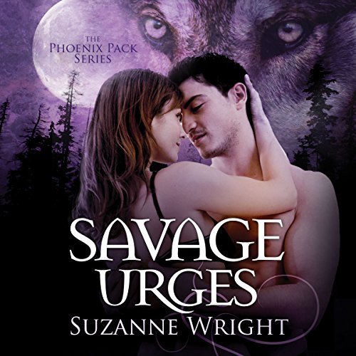 Savage Urges audiobook cover art
