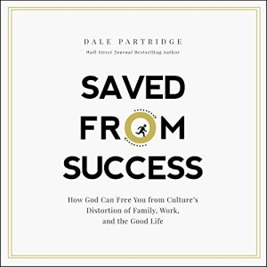 Saved from Success audiobook cover art