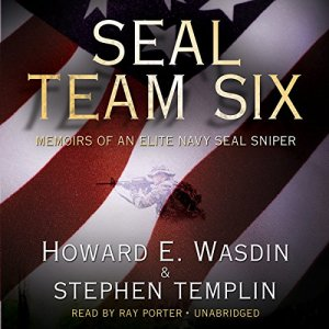 SEAL Team Six audiobook cover art