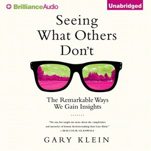 Seeing What Others Don't audiobook cover art