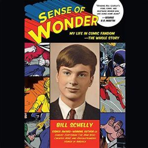 Sense of Wonder audiobook cover art