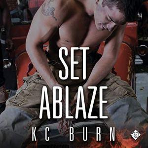 Set Ablaze audiobook cover art