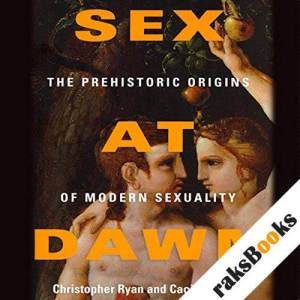 Sex at Dawn audiobook cover art