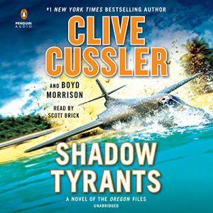 Shadow Tyrants audiobook cover art