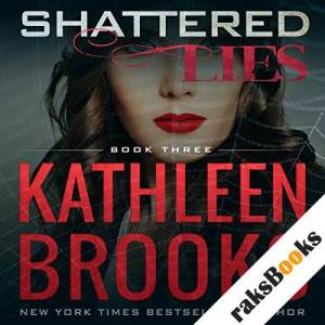 Shattered Lies audiobook cover art