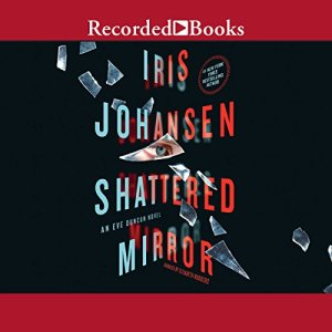 Shattered Mirror audiobook cover art