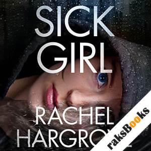 Sick Girl audiobook cover art