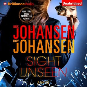 Sight Unseen audiobook cover art