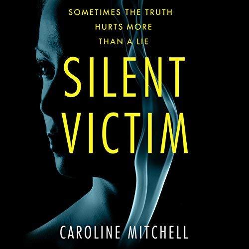 Silent Victim audiobook cover art