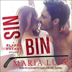 Sin Bin audiobook cover art