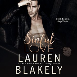 Sinful Love audiobook cover art