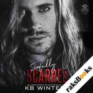 Sinfully Scarred audiobook cover art