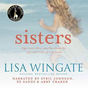 Sisters audiobook cover art