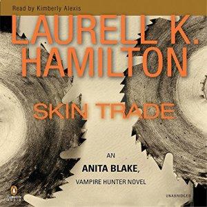 Skin Trade audiobook cover art
