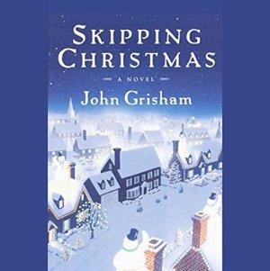 Skipping Christmas audiobook cover art