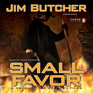 Small Favor audiobook cover art