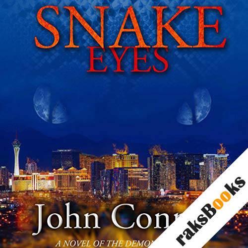 Snake Eyes audiobook cover art