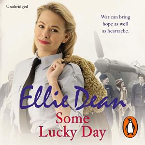 Some Lucky Day audiobook cover art